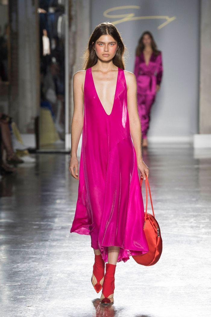 Модный цвет лета 2019. Коллекция Genny