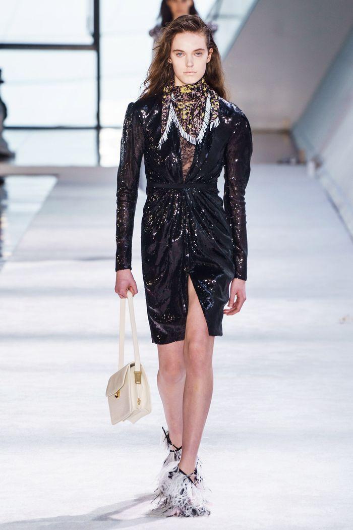 Модное платье Giambattista Valli