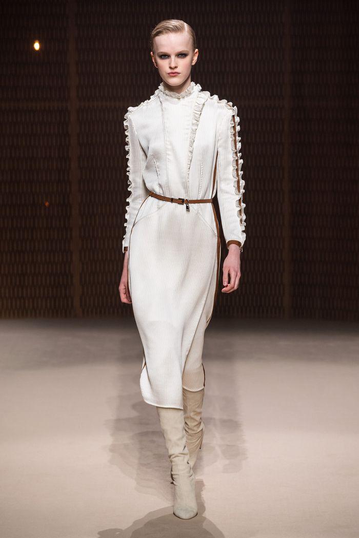 Модное платье Hermès