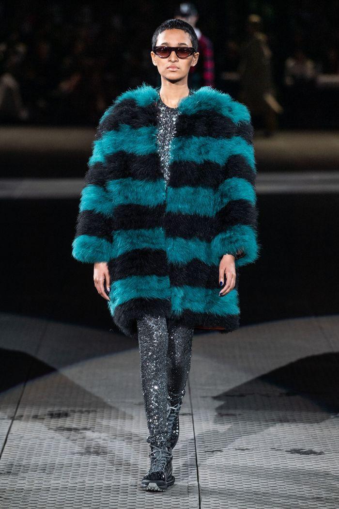 Модная одежда осень-зима 2019-2020 Koché