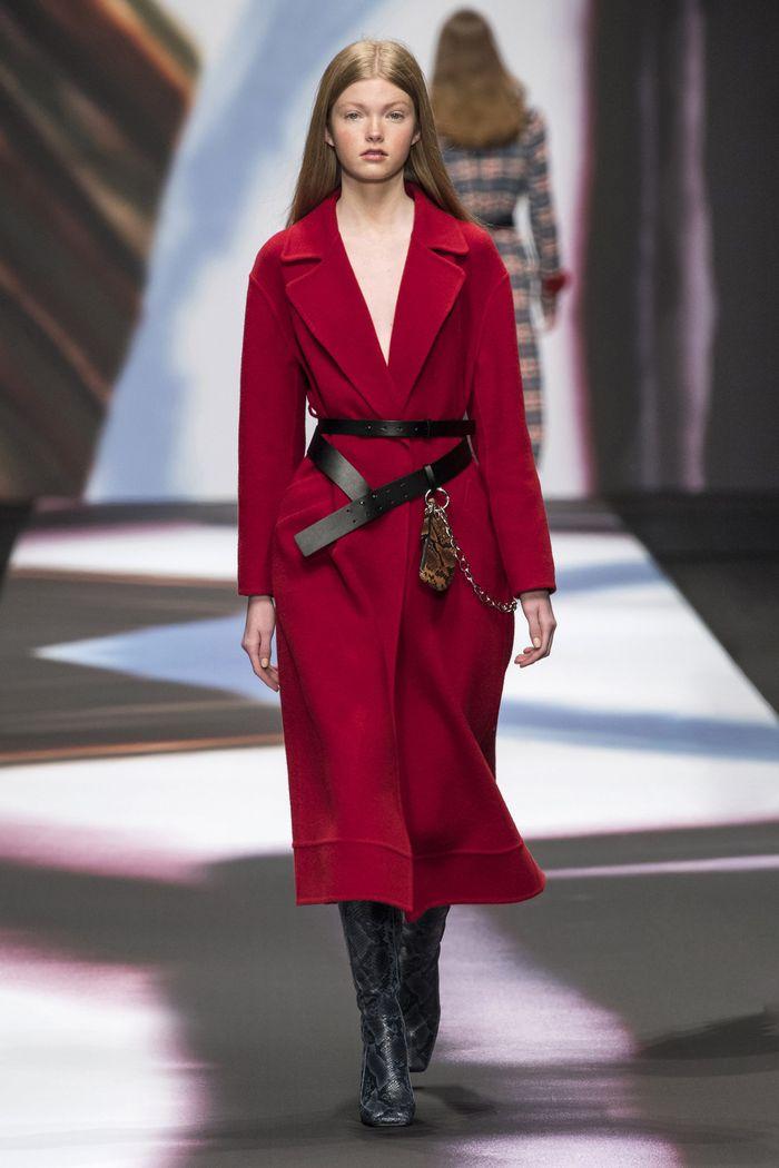 Модные цвета пальто. Maryling