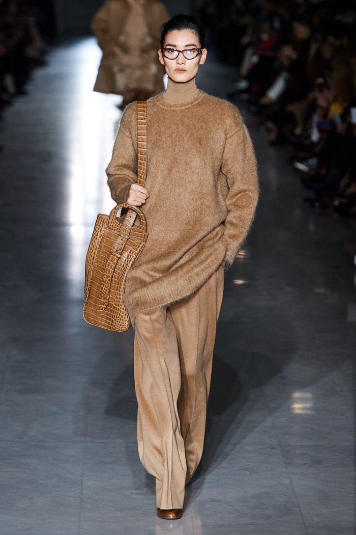 Модная одежда осень-зима 2019-2020 Max Mara
