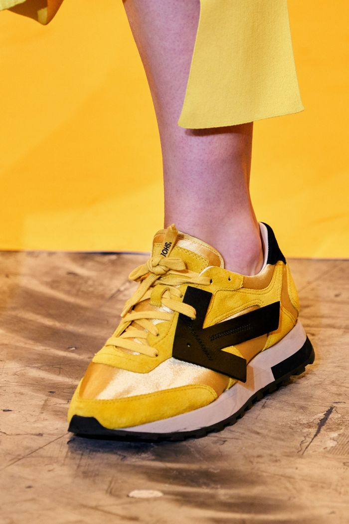 Модная обувь осень-зима 2019-2020 Off-White