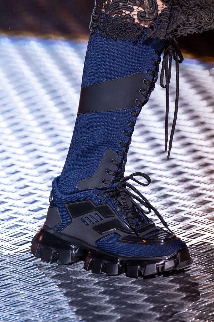 Модная обувь осень-зима 2019-2020 Prada