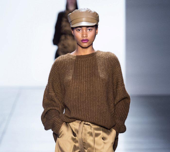 Модные головные уборы осень-зима Sally LaPointe