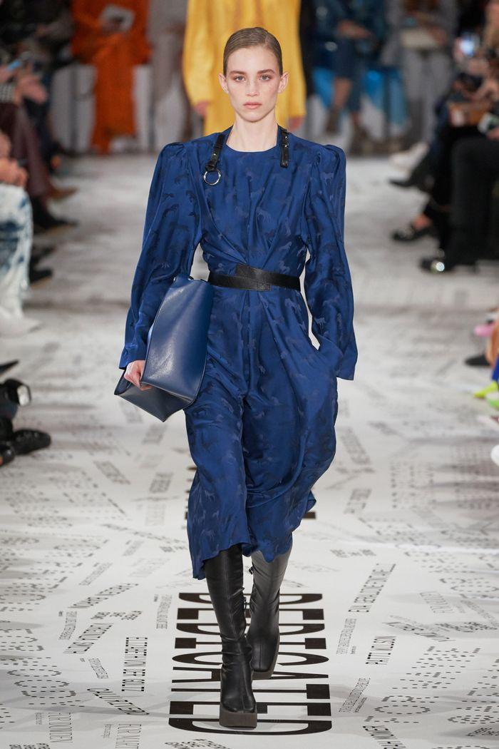 Модная одежда осень-зима 2019-2020, коллекция Stella McCartney