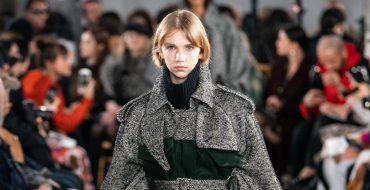 Модное пальто осень-зима 2019-2020