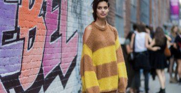 Модное платье осень-зима 2019-2020