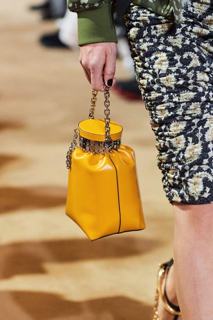 Модные цвета сумок. Коллекция осень-зима 2019-2020 Altuzarra