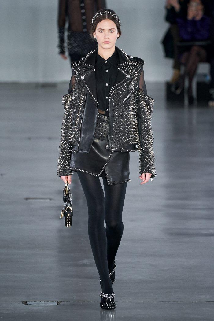 Модная куртка осень-зима 2019-2020 из коллекции Balmain