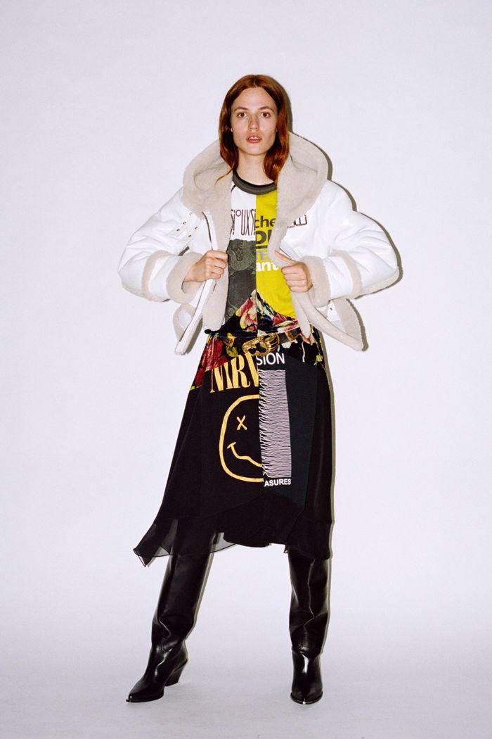 Модные куртки-дубленки Barbara Bui
