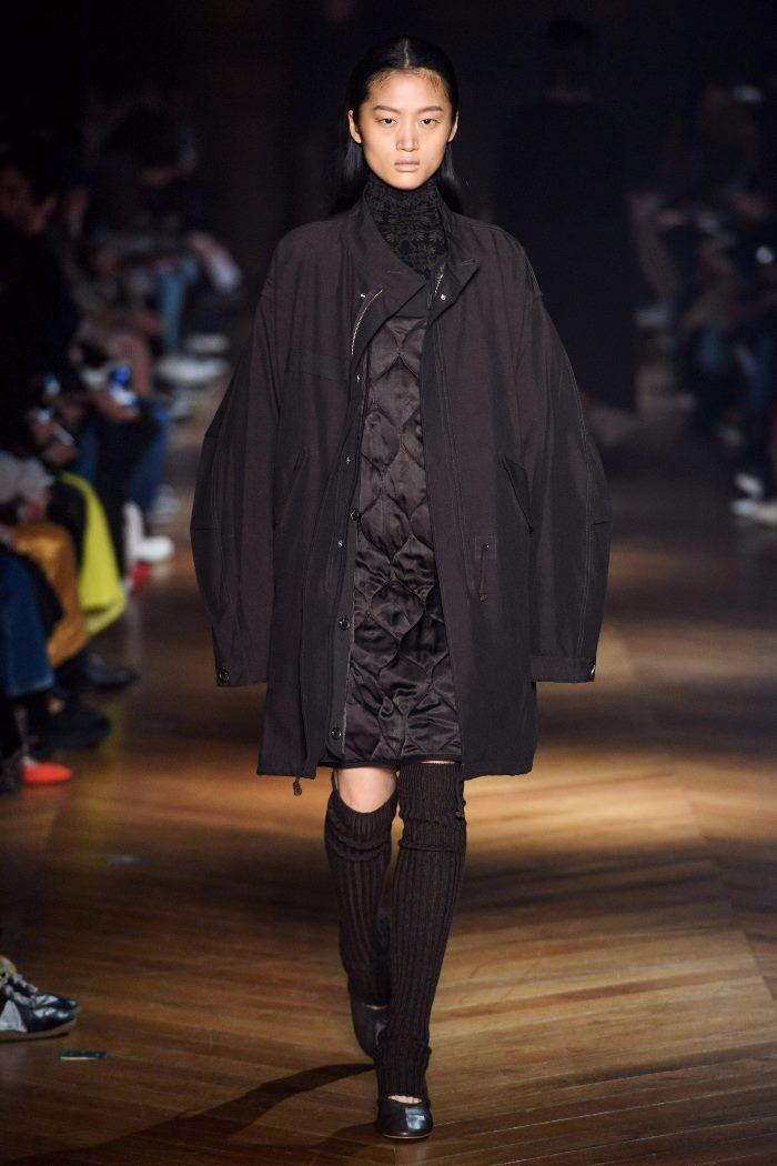 Модная куртка осень-зима 2019-2020 из коллекции Beautiful People