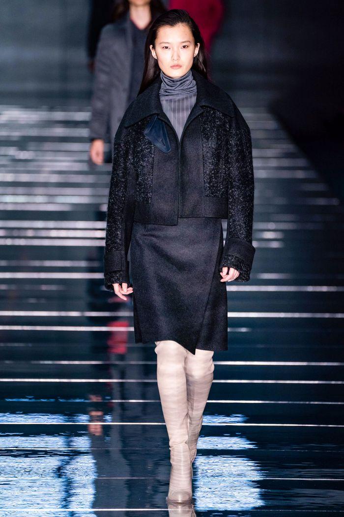 Модная юбка осень-зима 2019-2020 Hugo Boss