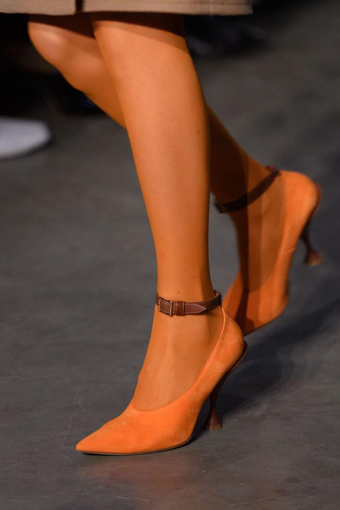 Модная обувь осень-зима 2019-2020 Burberry