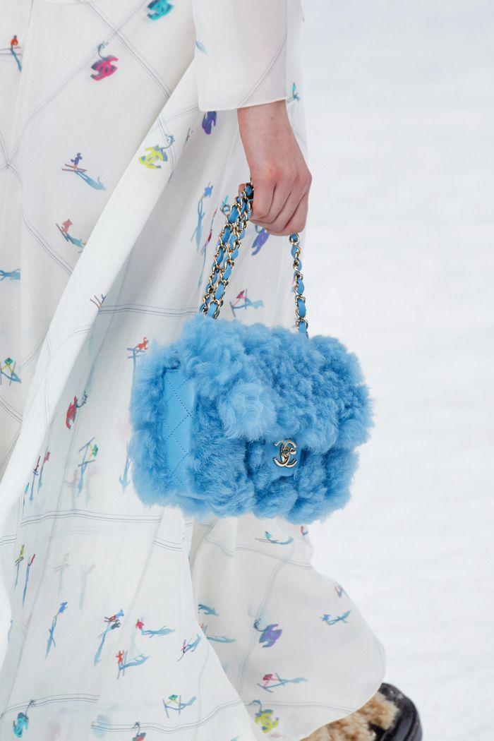 Модная сумка Chanel