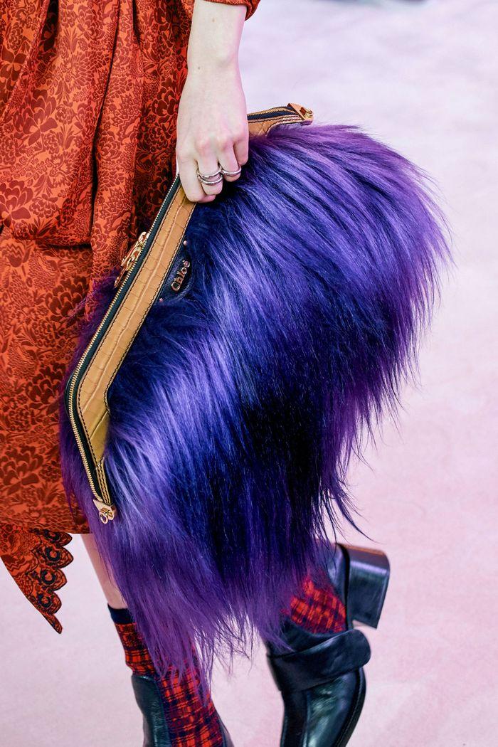 Модная сумка Chloé