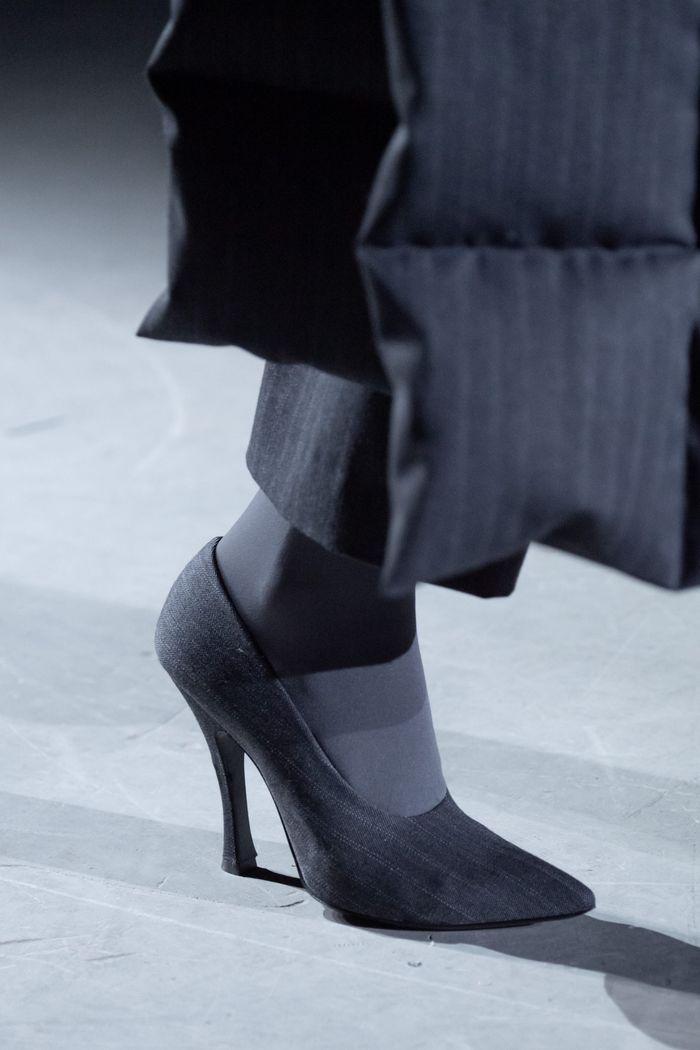 Модная обувь осень-зима Dries Van Noten