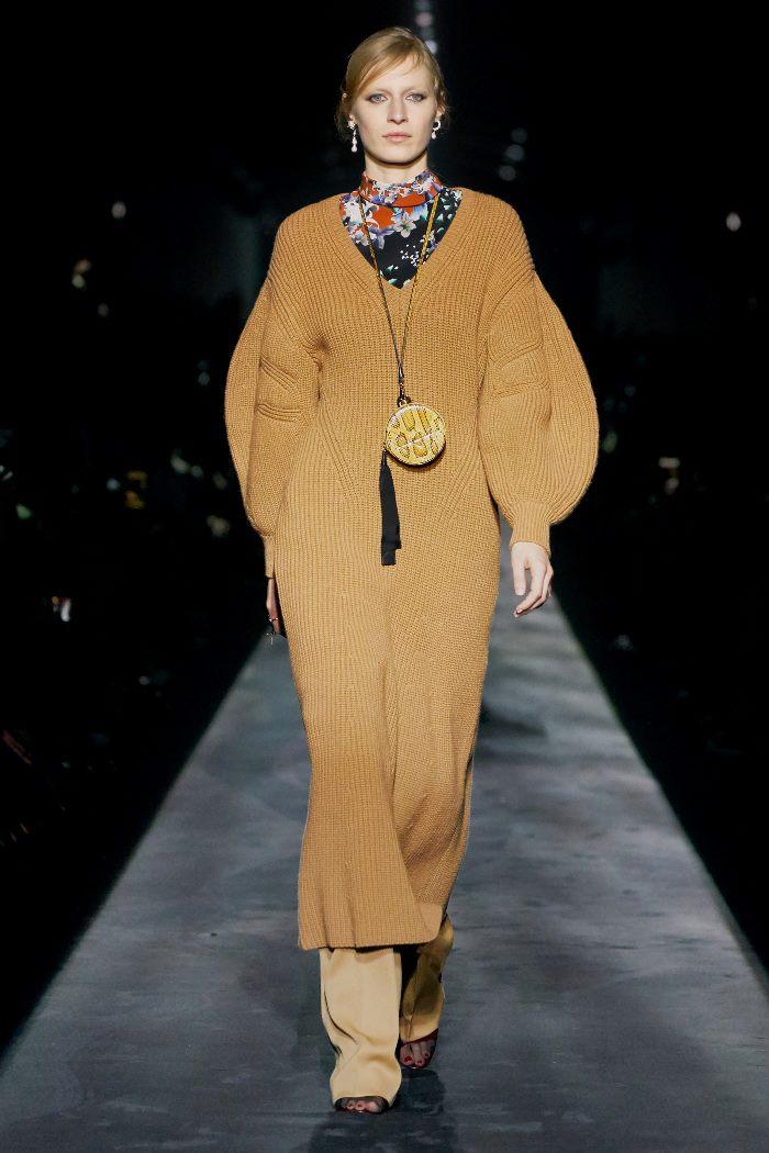 С чем носить платье Givenchy