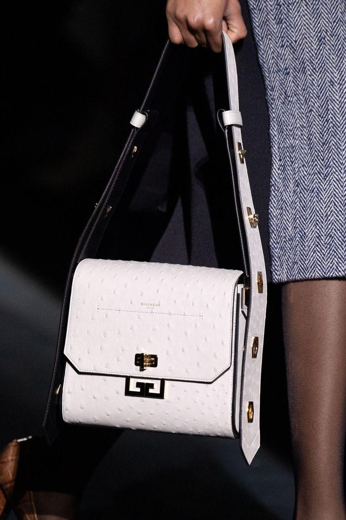 Модные сумки на широком ремне Givenchy