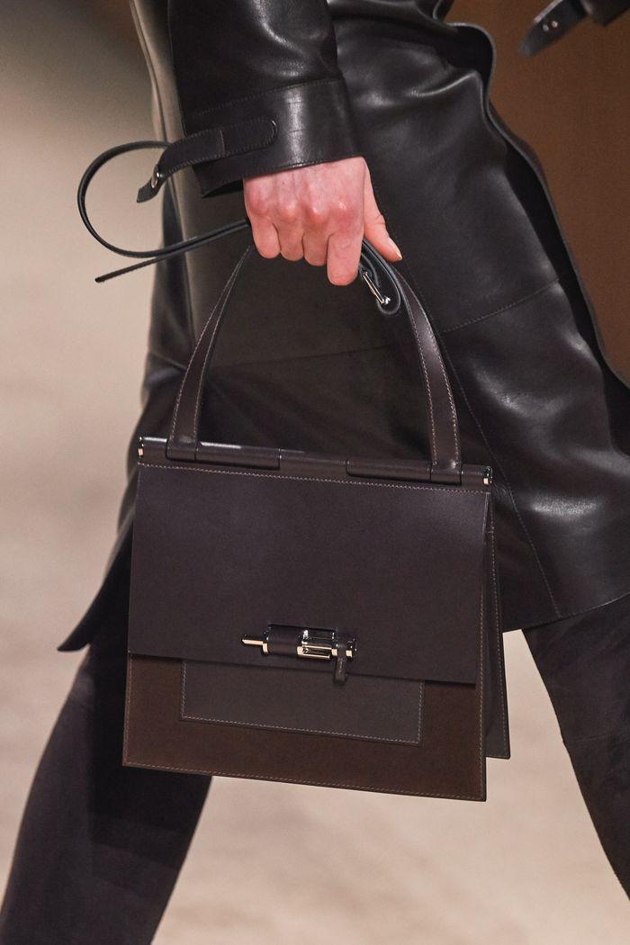 Классическая сумка тоут Hermès