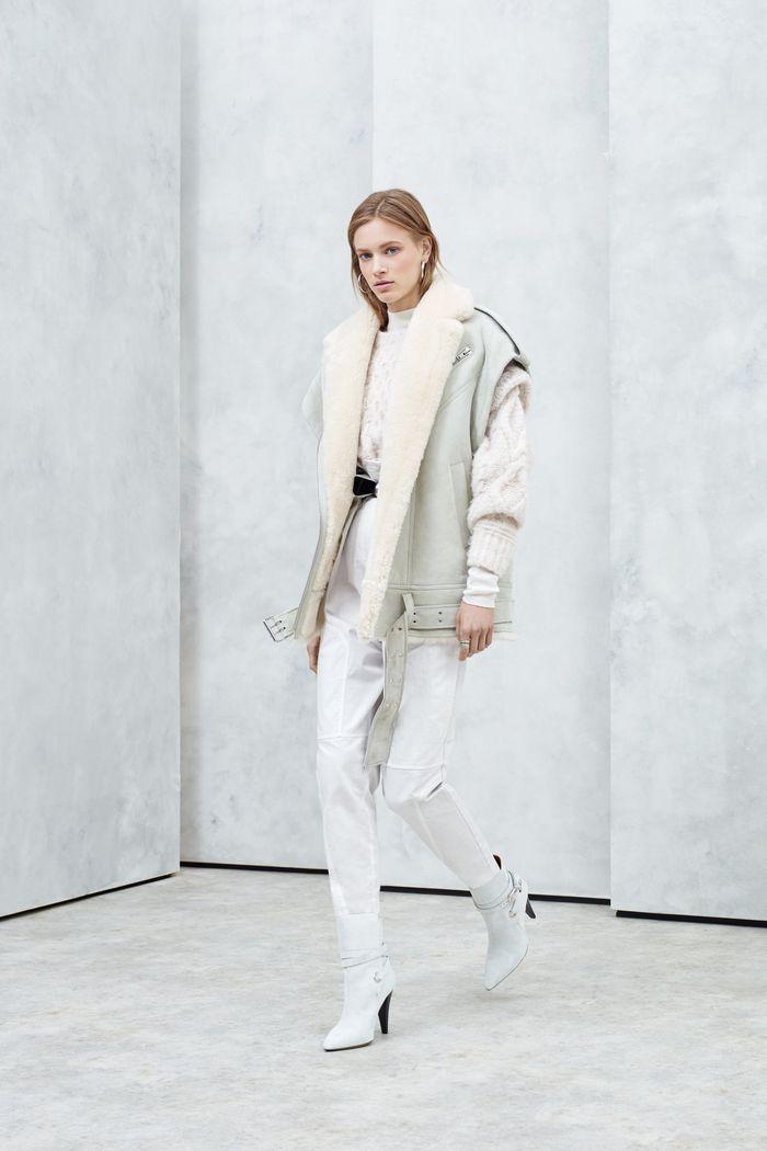 Модные куртки-дубленки IRO