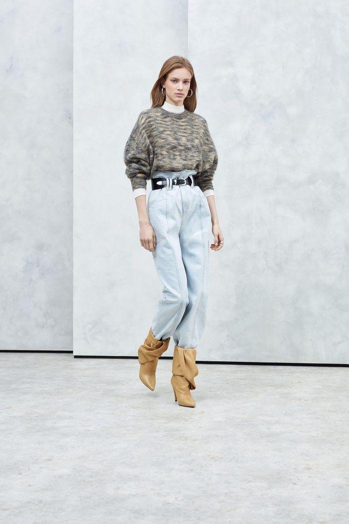 Модные джинсы осень-зима 2019-2020 из коллекции IRO