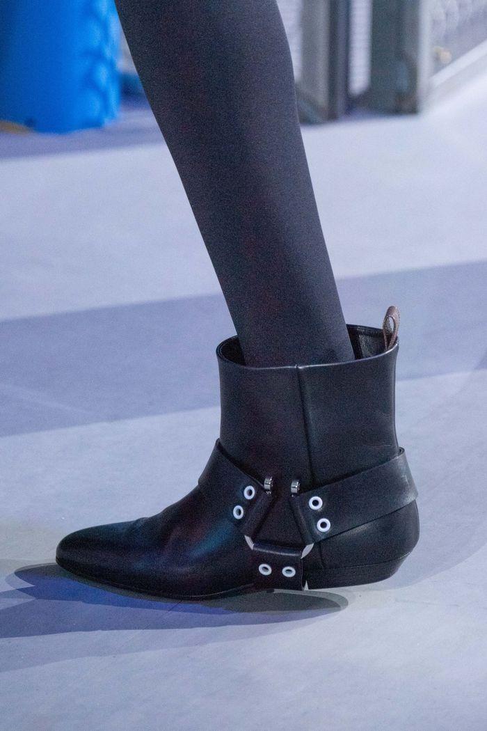Модная обувь осень-зима Louis Vuitton