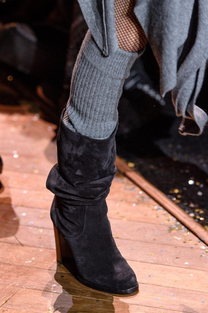 Модная обувь осень-зима Michael Kors Collection
