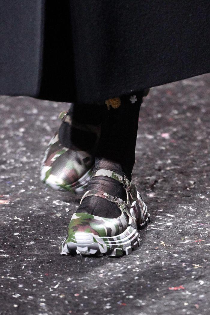 Модная обувь осень-зима Miu Miu