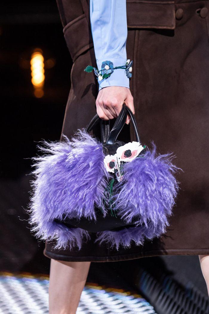 Модная сумка Prada