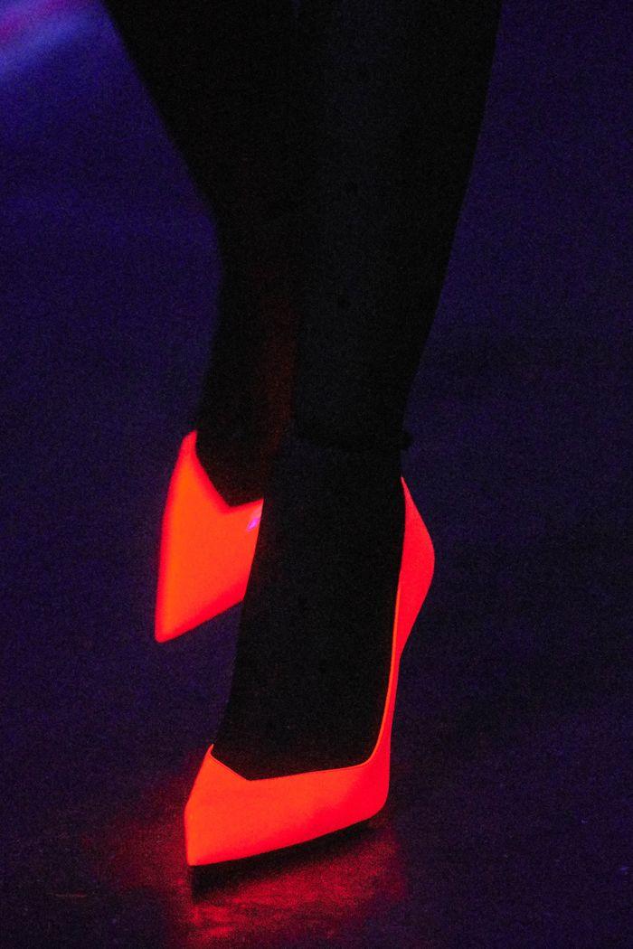 Модная обувь осень-зима Saint Laurent