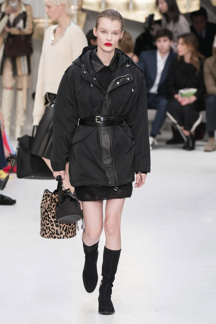 Модная куртка осень-зима 2019-2020 Tod's