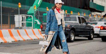 Модные джинсы осень-зима 2019-2020: тренды сезона