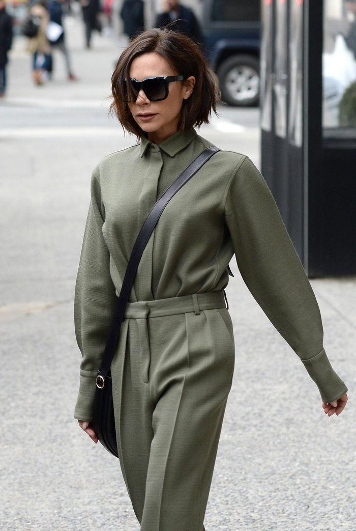 Стиль в одежде Виктории Бэкхем