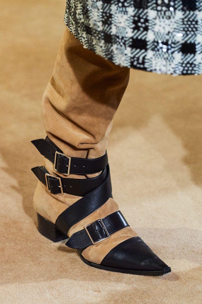 Модные сапоги осень-зима из коллекции Altuzarra