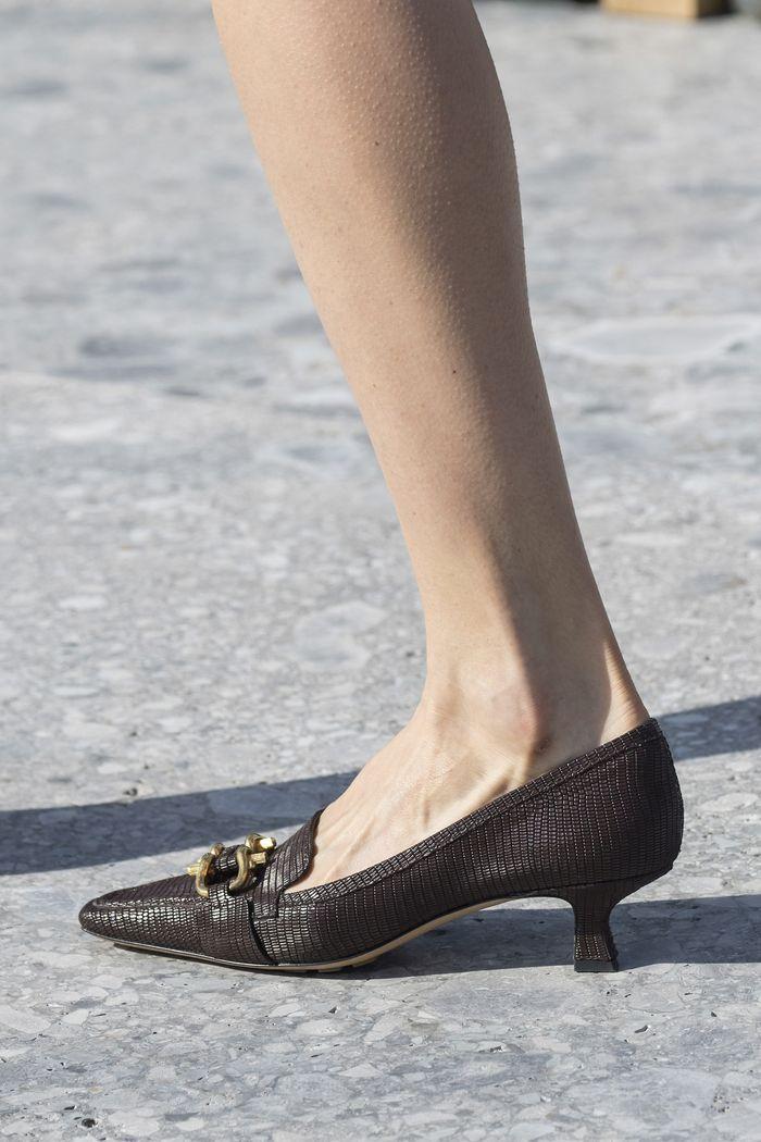 Модные туфли осень 2019. Коллекция Bottega Veneta