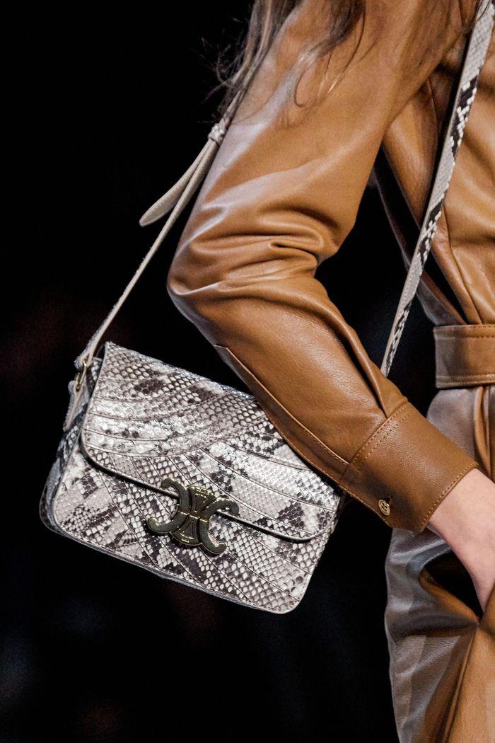 Модный аксессуар осень-зима 2019-2020 из коллекции Celine