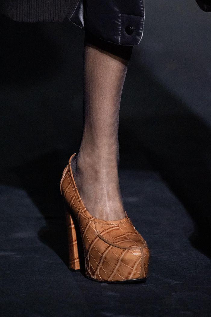 Модные туфли на осень. Коллекция Givenchy