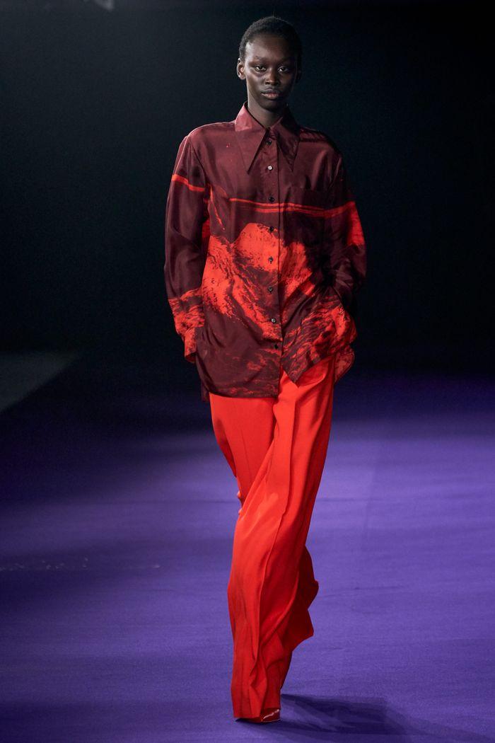 С чем носить длинную рубашку. Образ из коллекции Kwaidan Editions
