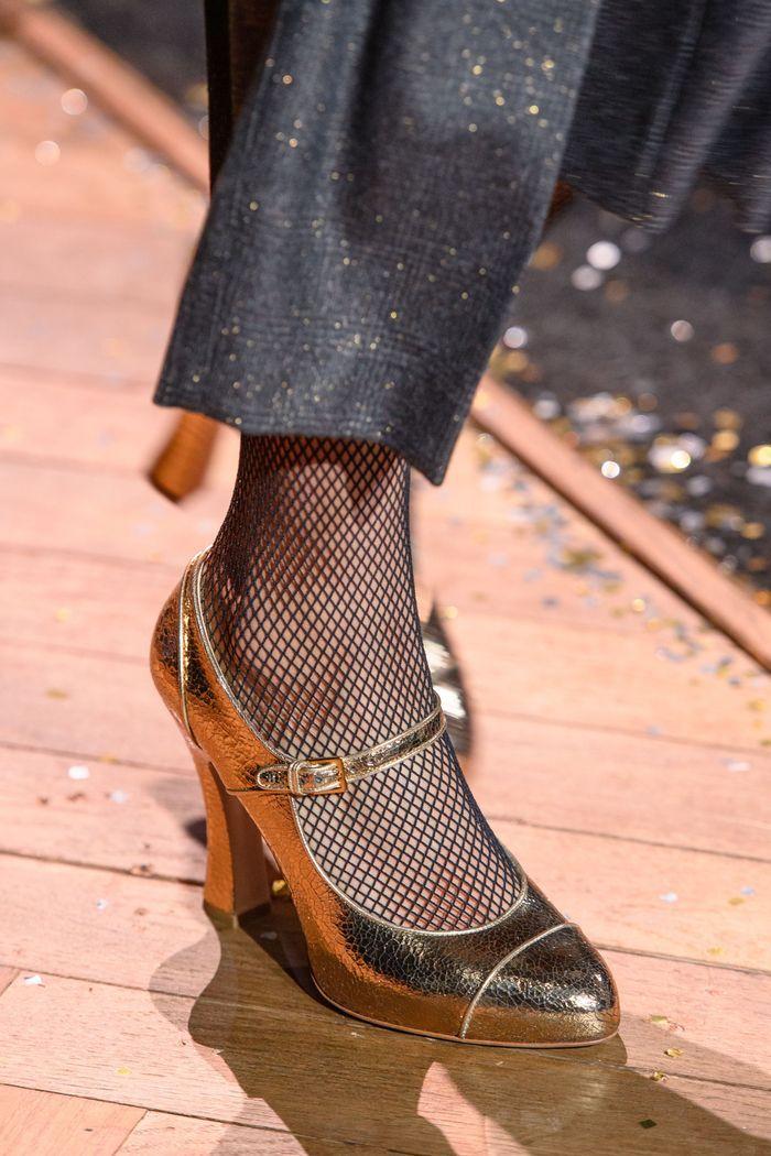 Модные туфли осень 2019. Коллекция Michael Kors