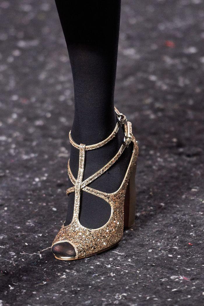Модные туфли осень 2019. Коллекция Miu Miu