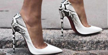 TOP-9 модных туфель на осень 2019