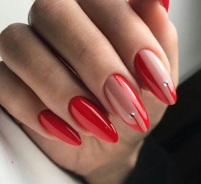 Френч дизайн ногтей
