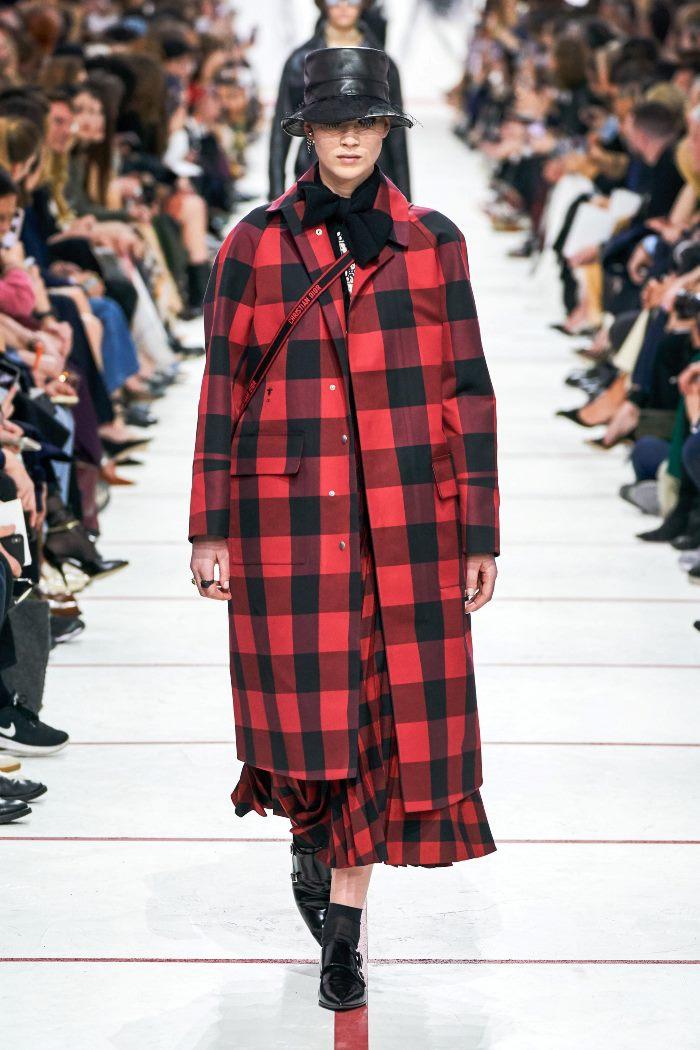 С чем носить женские ботинки монки. Образ из новой коллекции Christian Dior