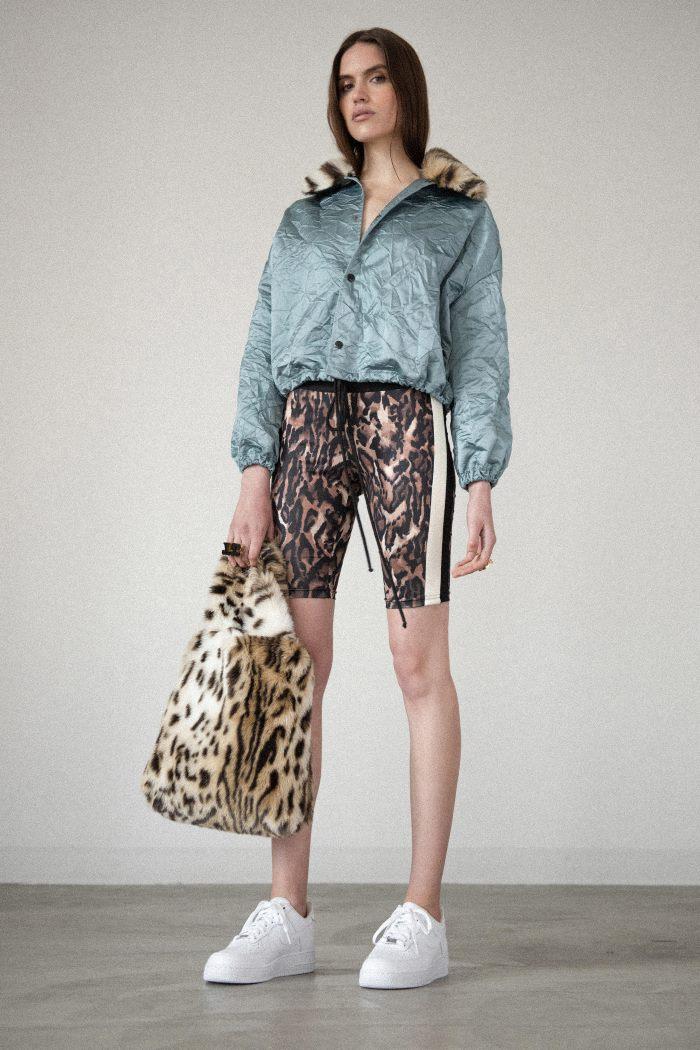 С чем носить женские спортивные ботинки. Образ из новой коллекции Pam & Gela