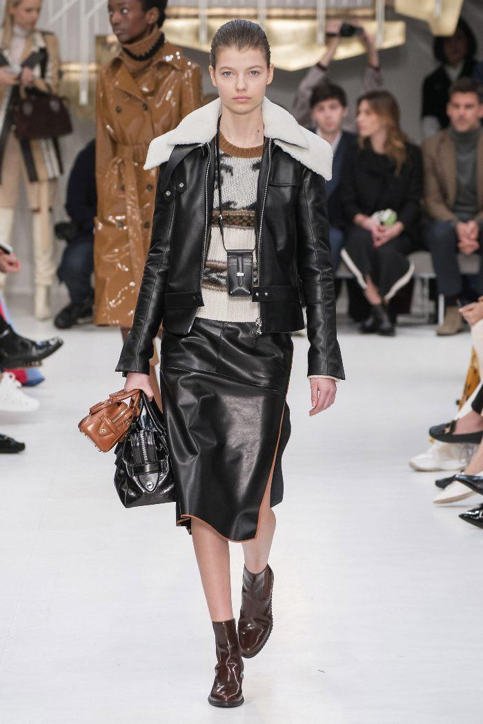 С чем носить женские ботинки челси. Образ из новой коллекции Tod's