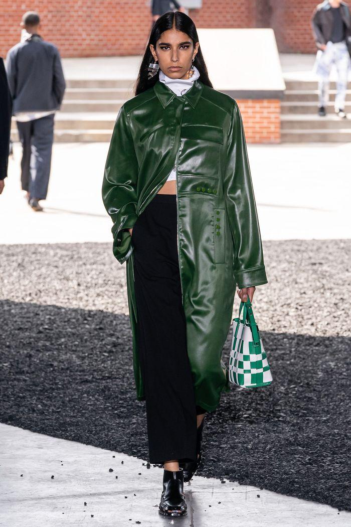 Трендовые цвета женской одежды 2020. Коллекция Phillip Lim