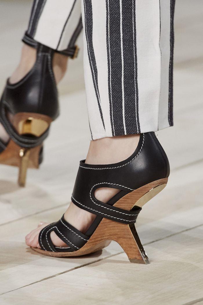 Модная обувь коллекция 2020 Alexander McQueen