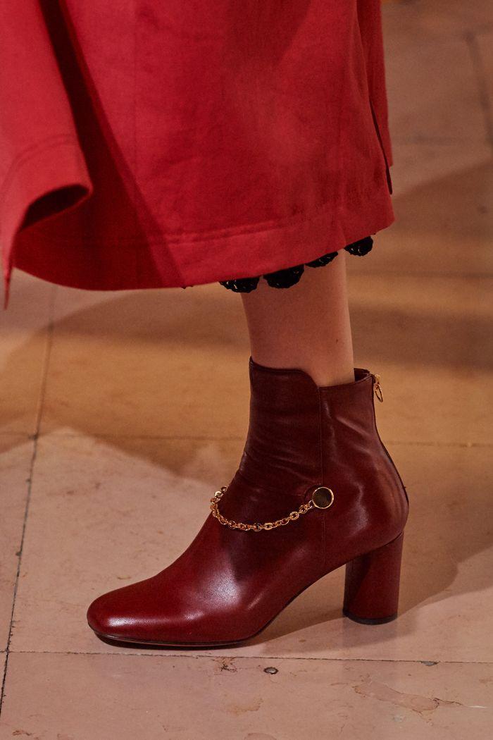 Модная обувь коллекция Altuzarra 2020