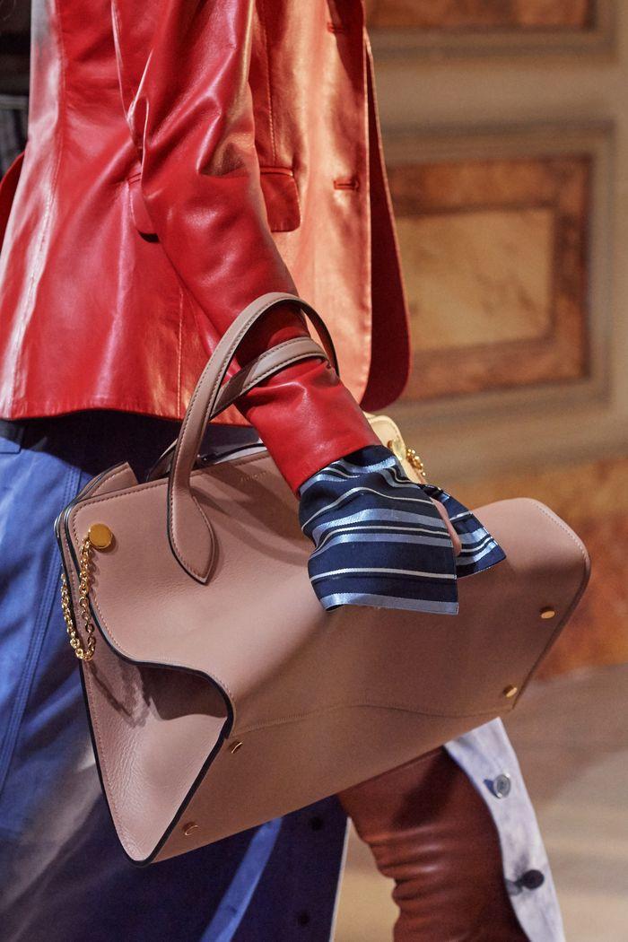 Модная кожаная сумка 2020 из коллекции Altuzarra